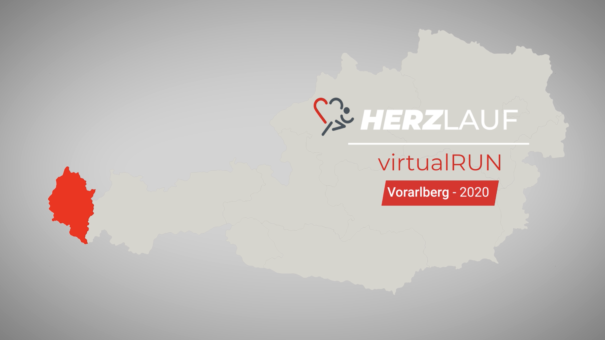 Herzlauf Vlbg virtual RUN 2020 Film Sujet