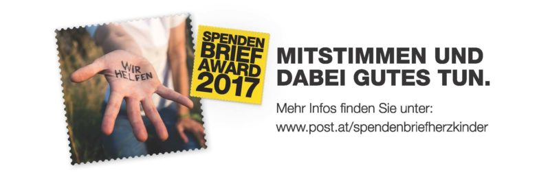 POST 1189 Spendenbrief Award Tool Kit Wortbildmarke spendenbriefherzkinder 03