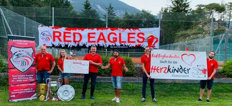 Scheck Red Eagles